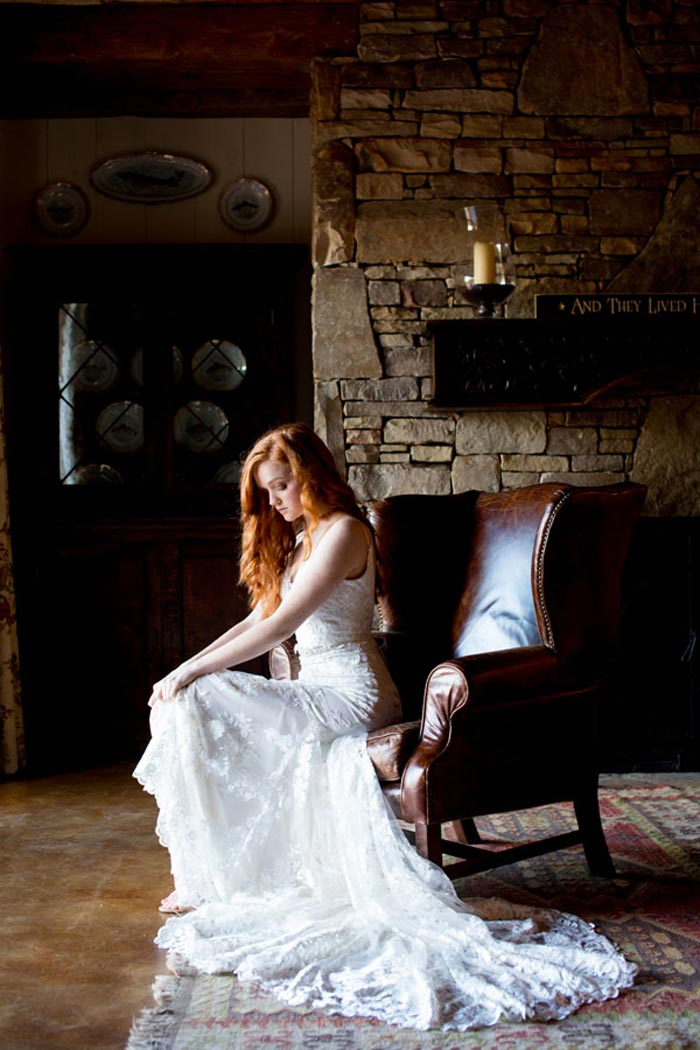 Custom Couture Wedding Dress by Angela Kim Couture